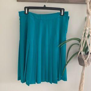 BCBG max azria pleated skirt